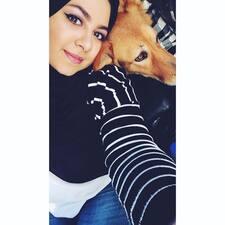 Hend felhasználói profilja