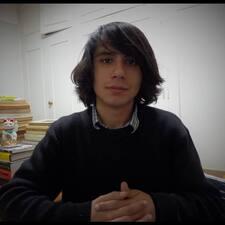 Gebruikersprofiel Felipe