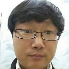 Användarprofil för Sungwon