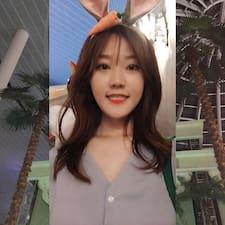 Användarprofil för Woo Ri