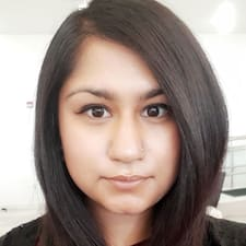 Hania felhasználói profilja