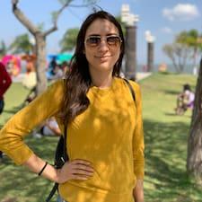 Profil utilisateur de Alejandra Kinireth