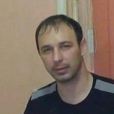 Gebruikersprofiel Mikhail