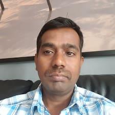 Gebruikersprofiel Manju