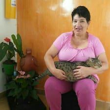 Luz Elena - Uživatelský profil
