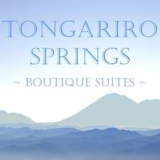 Tongariro Springs - Uživatelský profil