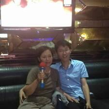 Gebruikersprofiel Wu Yulun