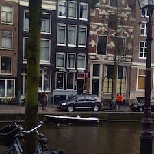 Perfil de usuario de Amsterdam