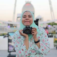 Riham User Profile