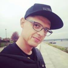 Perfil do usuário de Krzysztof