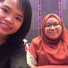 Profil utilisateur de Nur Atiqah