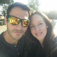 Profil utilisateur de Chris & Vicky