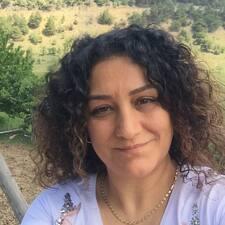 Gülçin felhasználói profilja
