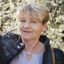 Wiesława je Superhost.