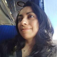 Henkilön Maria Jose käyttäjäprofiili