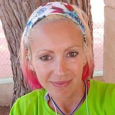 Sandra Brukerprofil
