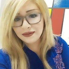 Nutzerprofil von Sahar