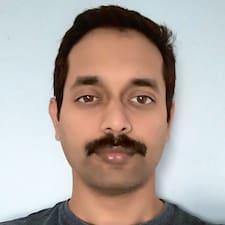 Nutzerprofil von Kishore
