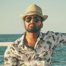 Yogi - Uživatelský profil
