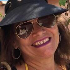 Maria Lira felhasználói profilja