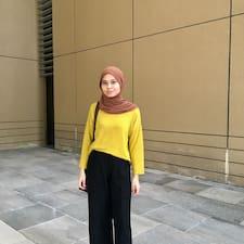 Ain Frznh felhasználói profilja