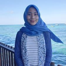 Profil korisnika Sefiana Putri