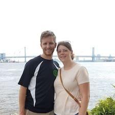 Elise & Danny User Profile