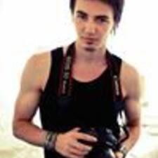 Andrei felhasználói profilja