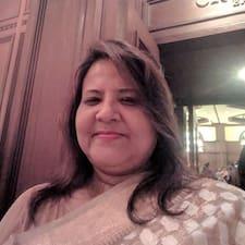 Profil Pengguna Sharmistha