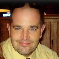 Brent felhasználói profilja