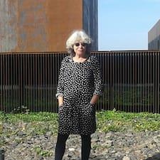 Profil utilisateur de Marie-Martine