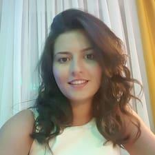 Oana Maria felhasználói profilja