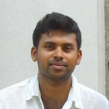 Arjunaa的用戶個人資料