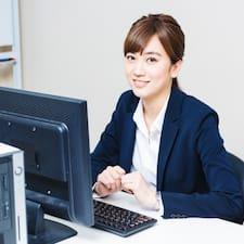 Användarprofil för Kaori