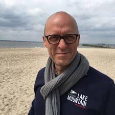 Willem felhasználói profilja
