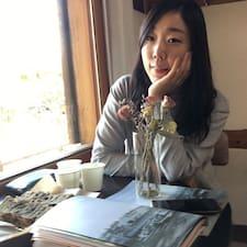Henkilön Yoona käyttäjäprofiili