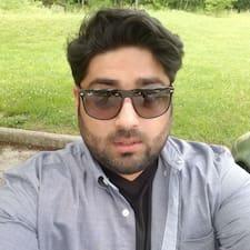 Perfil do utilizador de Salman