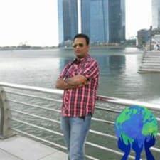 Prajesh Brugerprofil