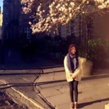 Profil utilisateur de Anna Ying Wei