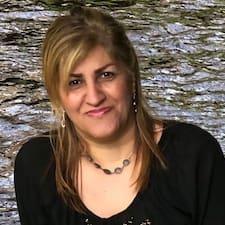 Parvaneh felhasználói profilja