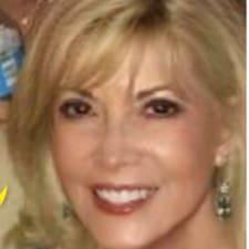 Marilyn felhasználói profilja