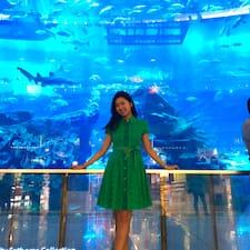 Yuko felhasználói profilja