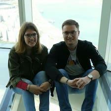 Nutzerprofil von Magdalena & Benjamin