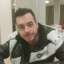 Cristobal - Uživatelský profil
