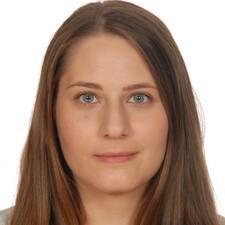 Профіль користувача Μαρία-Θεοδώρα