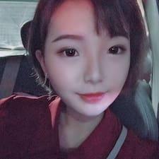 玺蓉 - Uživatelský profil