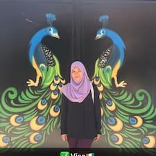 Nadhrah User Profile