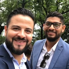 Jorge & David-Home User Profile