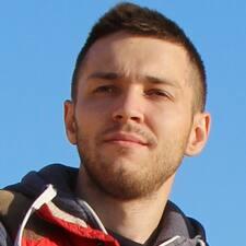 Dzmitry felhasználói profilja