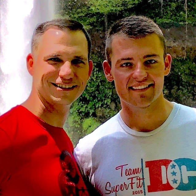 Profil utilisateur de Mark & Trevor